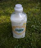 Fairy Almond milk a honey 1,4l