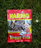 Haribo Original Happy Cola 200 g