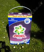 Ariel Colour Giga XXXL Pack 9,1 kg Neu