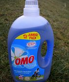 Omo Active Jumbo Pack 3l