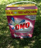 Omo Strawberry a Lily Kiss XXXL 7 kg Neu