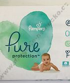 Pampers Pure Protection 1 2-5 kg 35 ks