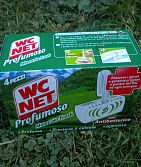 WC NET Mountain Fresh 4 ks