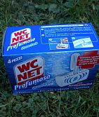 WC NET Ocean Fresh 4 ks