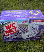 WC NET Lavender Fresh 4 ks